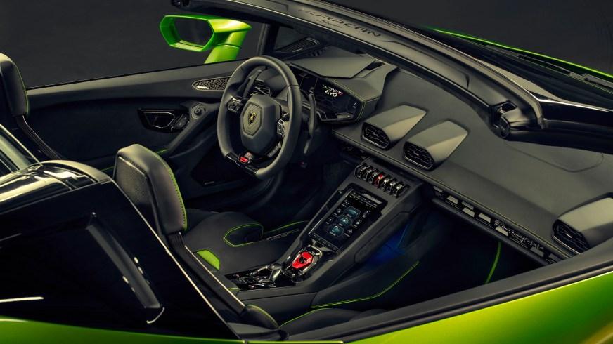 Lamborghini Huracán Evo Spyder Debuts: 630 HP and 201 MPH ...