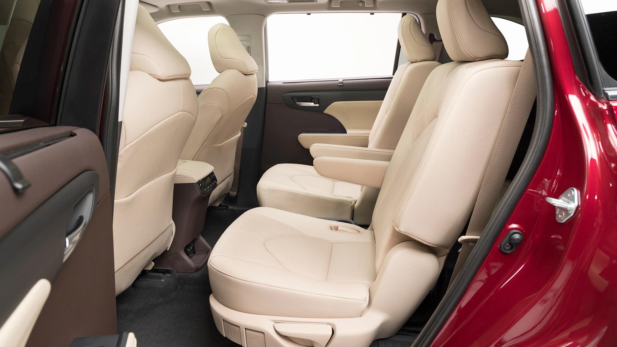 AllNew 2020 Toyota Highlander Debuts It Has What Families Crave  Automobile Magazine