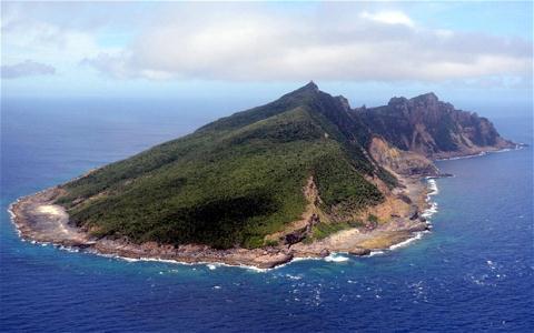 Quần đảo Senkaku/Điếu Ngư đang tranh chấp giữa Nhật Bản và Hàn Quốc