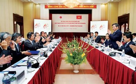 Đối thoại chính sách lần thứ hai giữa Bộ Kế hoạch và Đầu tư và Keidanren