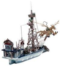 Bricker - Construction Toy by MEGABLOKS 9879 Vorgan Ice Fang