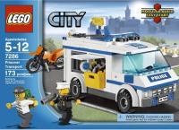 Bricker - Construction Toy by LEGO 7286 Prisoner Transport