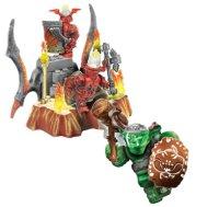 Bricker - Construction Toy by MEGABLOKS 9856 Fire Sentry
