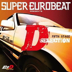 CDJapan : SUPER EUROBEAT presents Initial D Fifth Stage D SELECTION [Shipping Within Japan Only] Animation Soundtrack CD Album