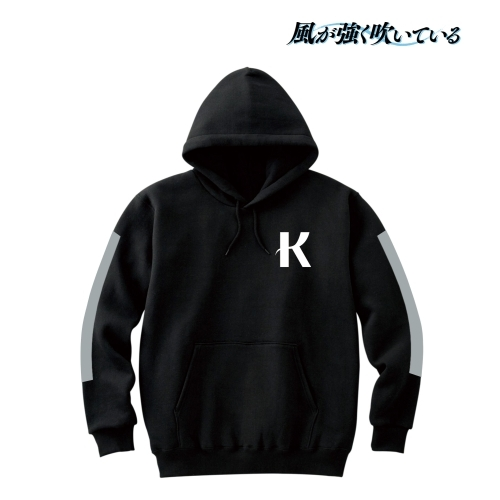 Run with the Wind Kansei University Parka Mens