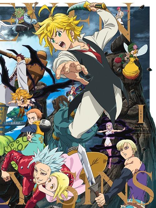 Nanatsu No Taizai Saison 3 Episode 9 : nanatsu, taizai, saison, episode, CDJapan, Nanatsu, Taizai:, Kamigami, Gekirin, Blu-ray, Animation