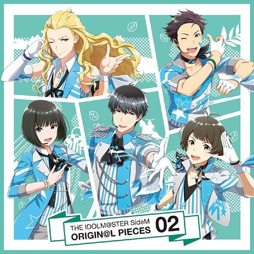 The Idolmaster SideM Original Pieces / Kyoji Takajo (Yuichiro Umehara), Shoma Hanamura (Yutaka Baretta), Ryu Kimura (Kento Hama), Rei Kagura (Yusuke Nagano), Ryo Akizuki (Yuko Sanpei)