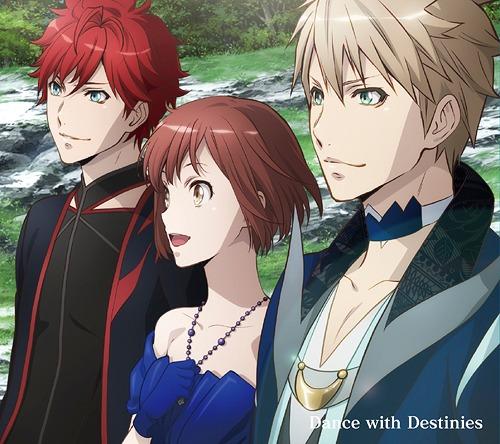 Cute Vampire Girl Wallpaper Cdjapan Quot Dance With Devils Tv Anime Quot Musical