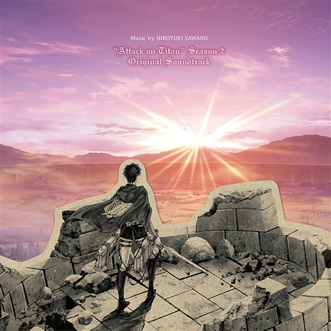 Attack on Titan Season 2 Original Soundtrack