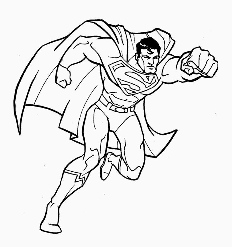 Superman furios