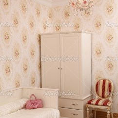 Bedroom Chair For Clothes The First Years High Bed And Stock Photo C Sveter 29062429 In Shined By