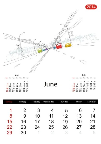 2014 calendar Stock Vectors, Royalty Free 2014 calendar