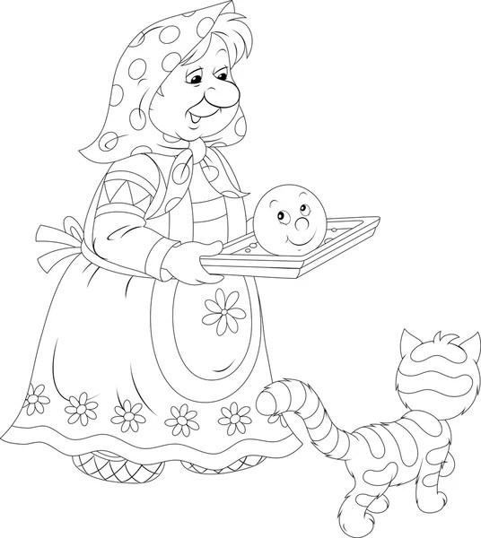 Crone Stock Vectors, Royalty Free Crone Illustrations