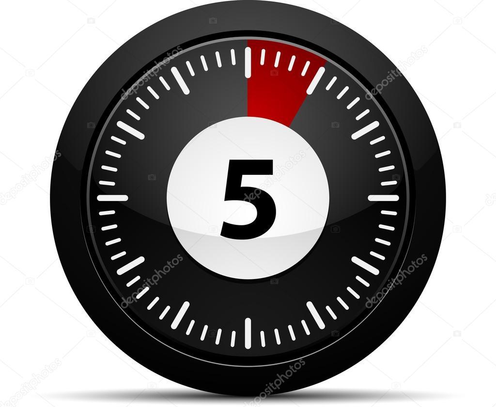 5 Minutes Timer