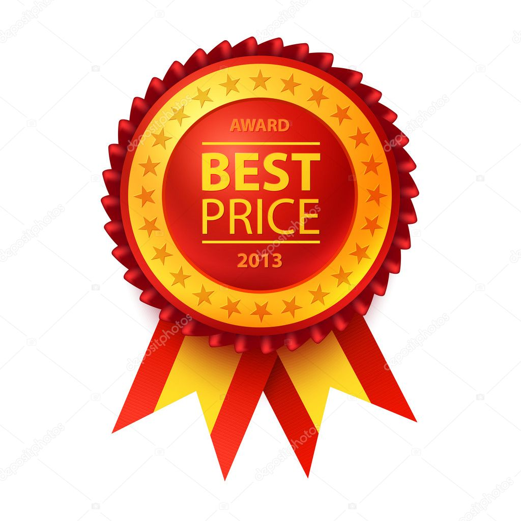 BEST PRICE Tag And Ribbons  Stock Vector  jakegfx 23865129