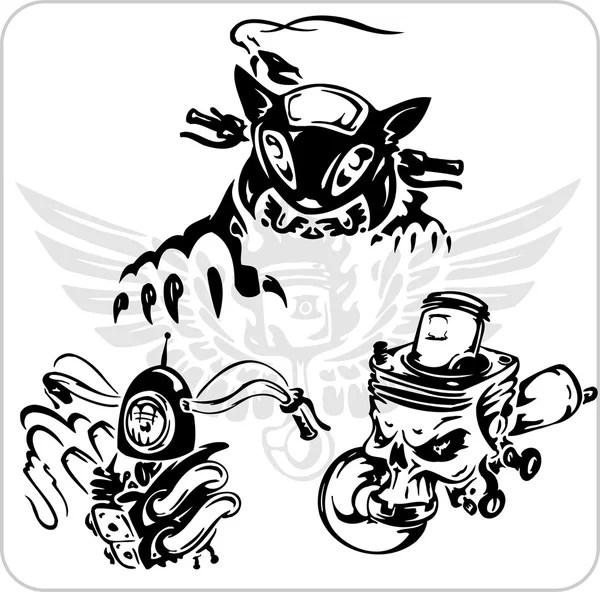 Hot Rod Symbols Lowrider Symbols Wiring Diagram ~ Odicis