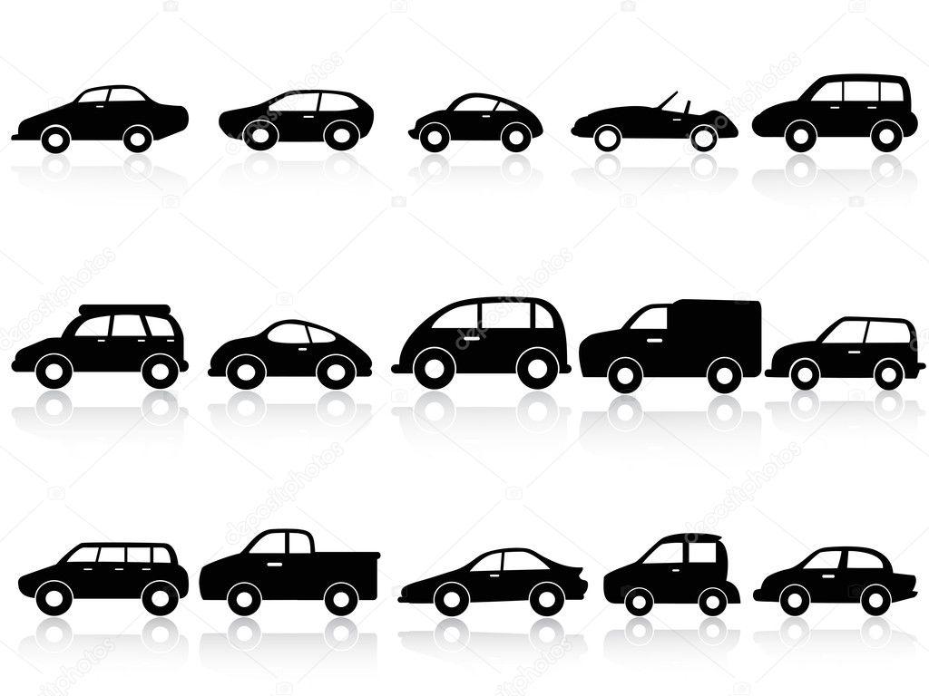 Icone Sagoma Auto