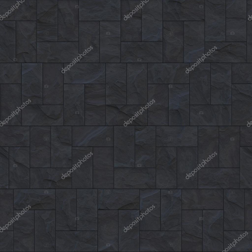 ruvido grigio ardesia piastrelle piano  seamless texture perfetta per modellazione e rendering