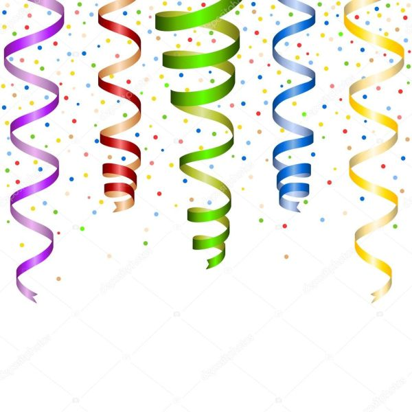 celebration background stock