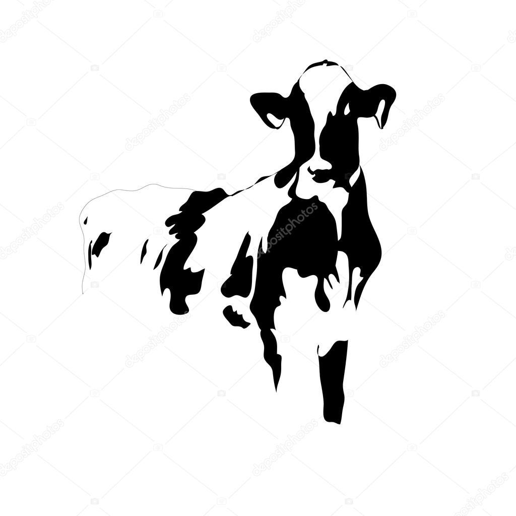 Cute Big Cow | Wiring Diagram Database