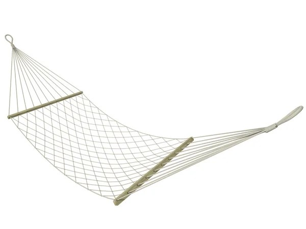 Hammock on a white background — Stock Photo © sssccc #34654831