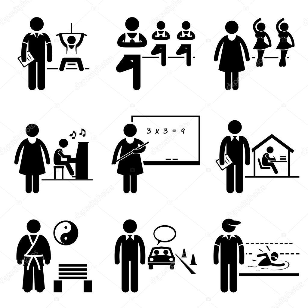 Entraîneur instructeur formateur enseignant emplois