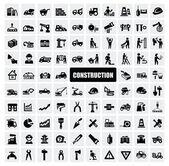 Construction Worker Silhouettes — Stock Vector © petrafler