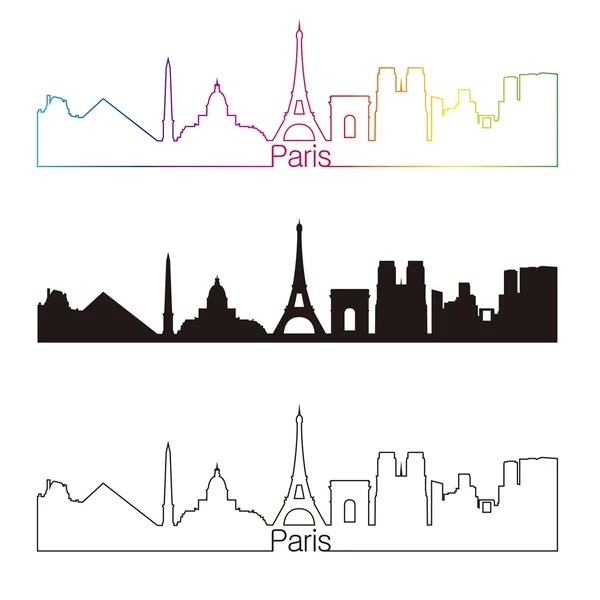 Paris Stock Vectors, Royalty Free Paris Illustrations