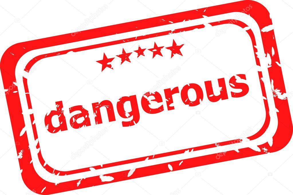 Image result for dangerous word art