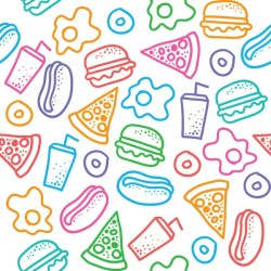 ᐈ Simple food stock drawings Royalty Free backgrounds simple food vectors download on Depositphotos®