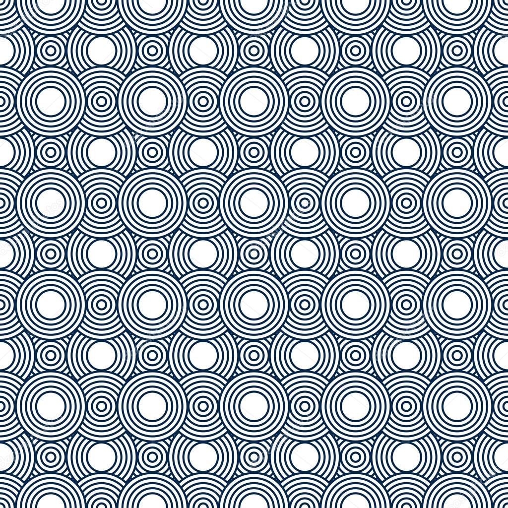 navy blue and white circles tiles pattern repeat background stock photo image by c karenr 46262165