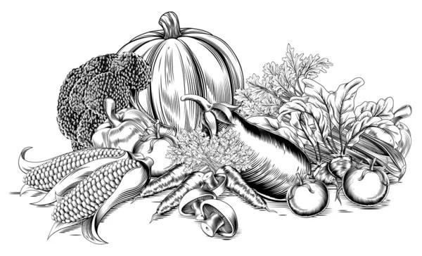 Woodcut Stock Vectors, Royalty Free Woodcut Illustrations