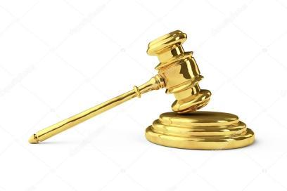 Resultado de imagem para imagens de martelo dourado justiça