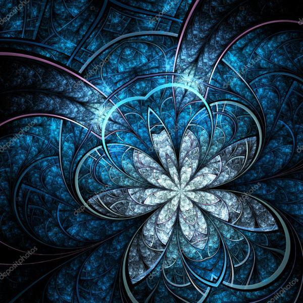 Creative Graphic Design Flower