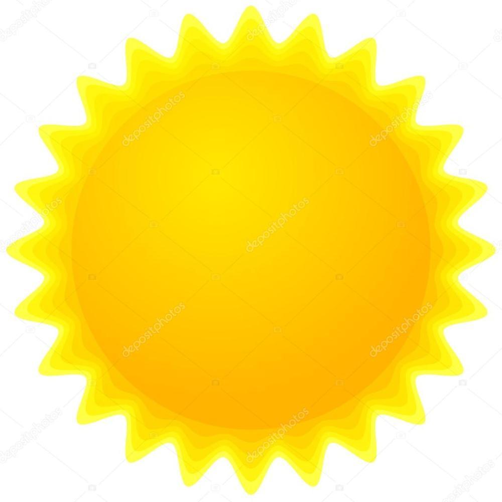 medium resolution of sun clipart stock vector