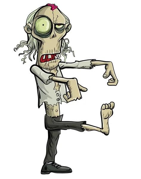 Zombie Cartoon Images : zombie, cartoon, images, Zombie, Cartoon, Vector, Images,, Royalty-free, Vectors, Depositphotos®