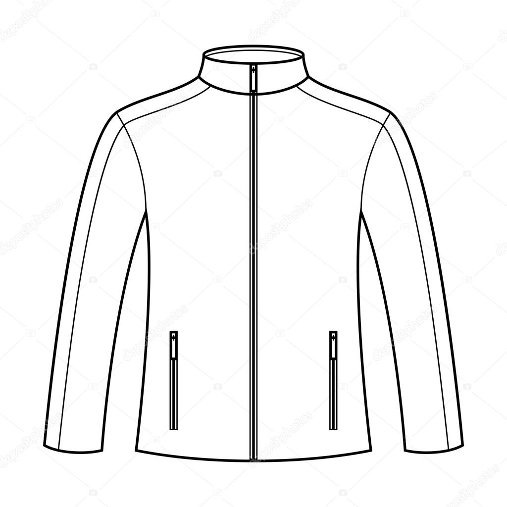 Mens Breathable Rain Jacket