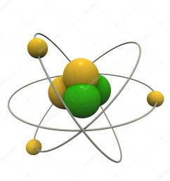 beautiful atom model photo by master3d [ 1024 x 1024 Pixel ]