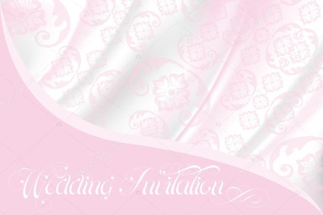 Pink Lace Wedding Invitations For Your Romantic Theme