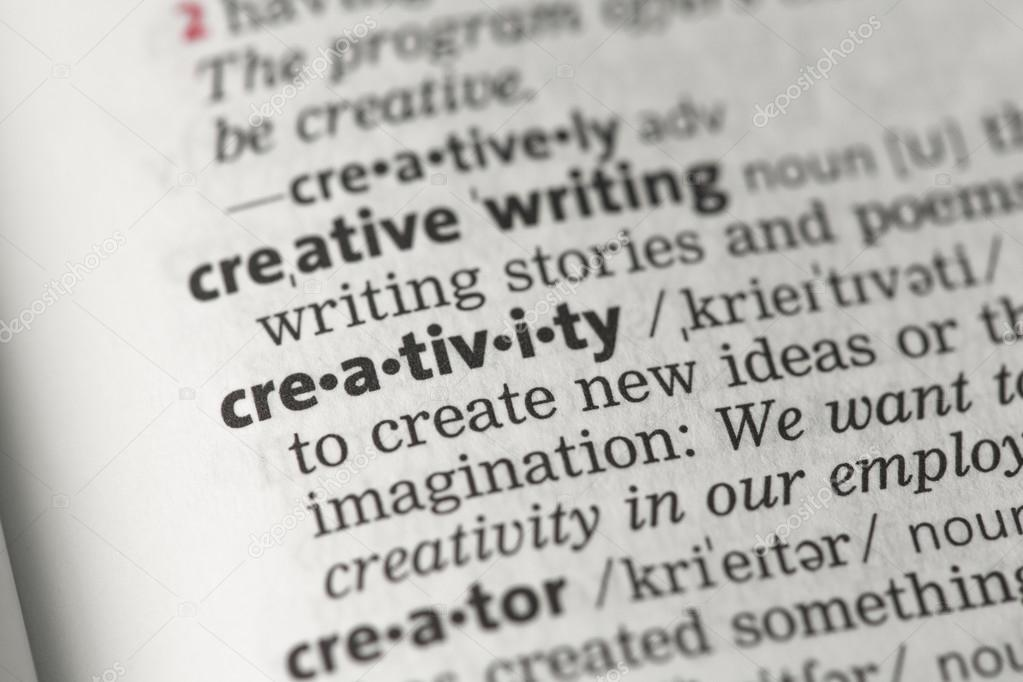What is creative writing definition