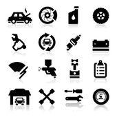 Car repair shop reference — Stock Vector © scusi0-9 #4935582
