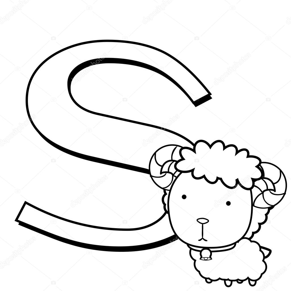 Free coloring pages of palabras con letra Ñ