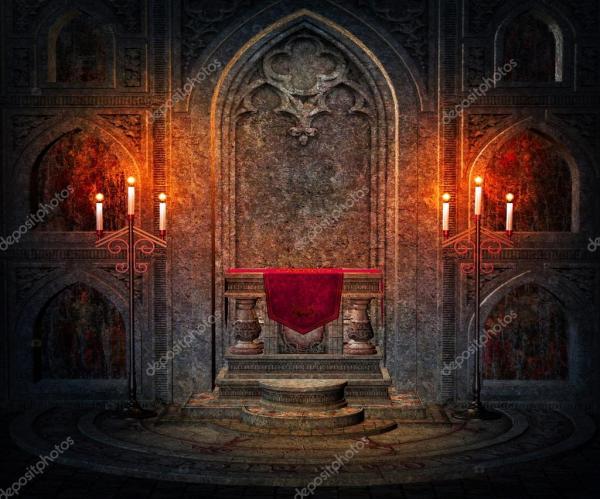 Gothic Photography Background