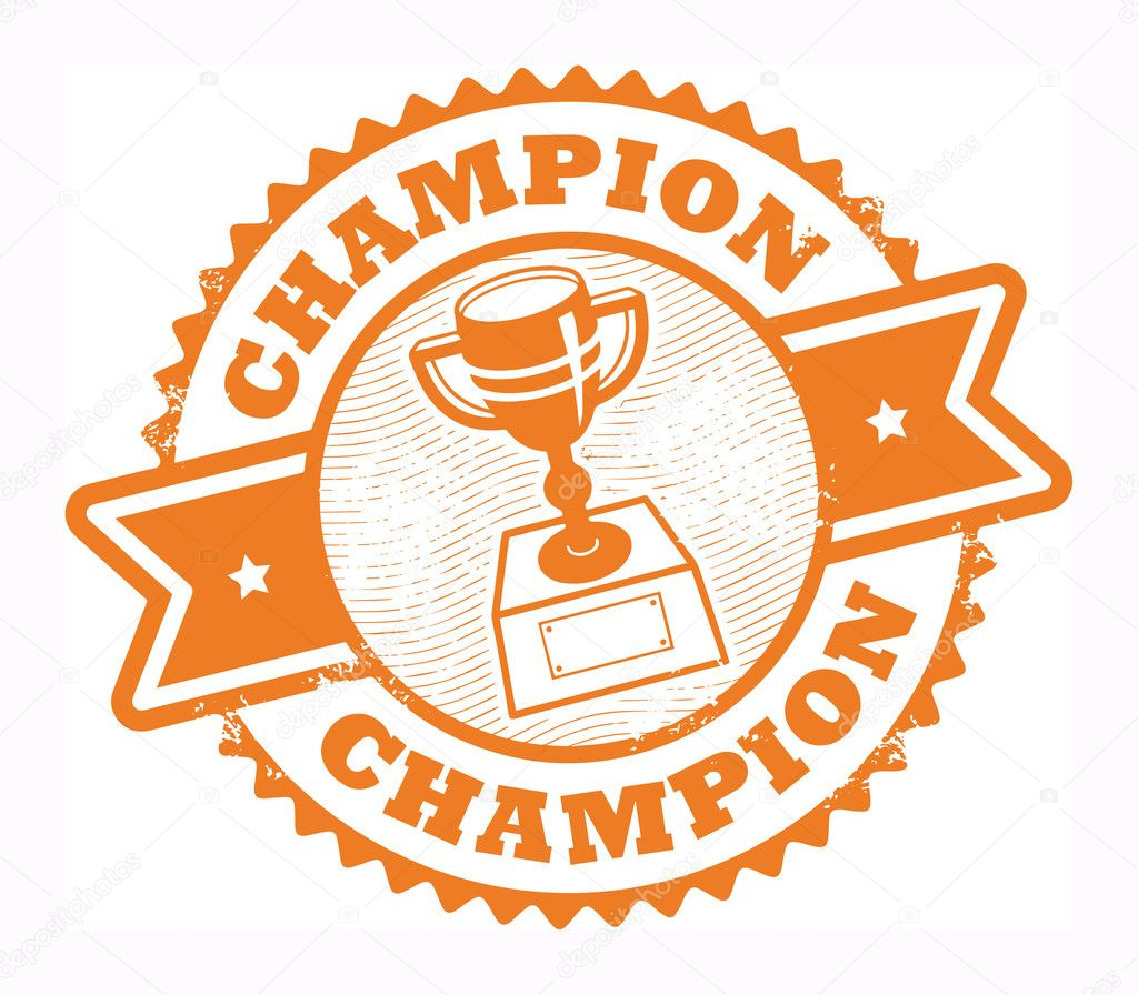 champion stock vectors royalty