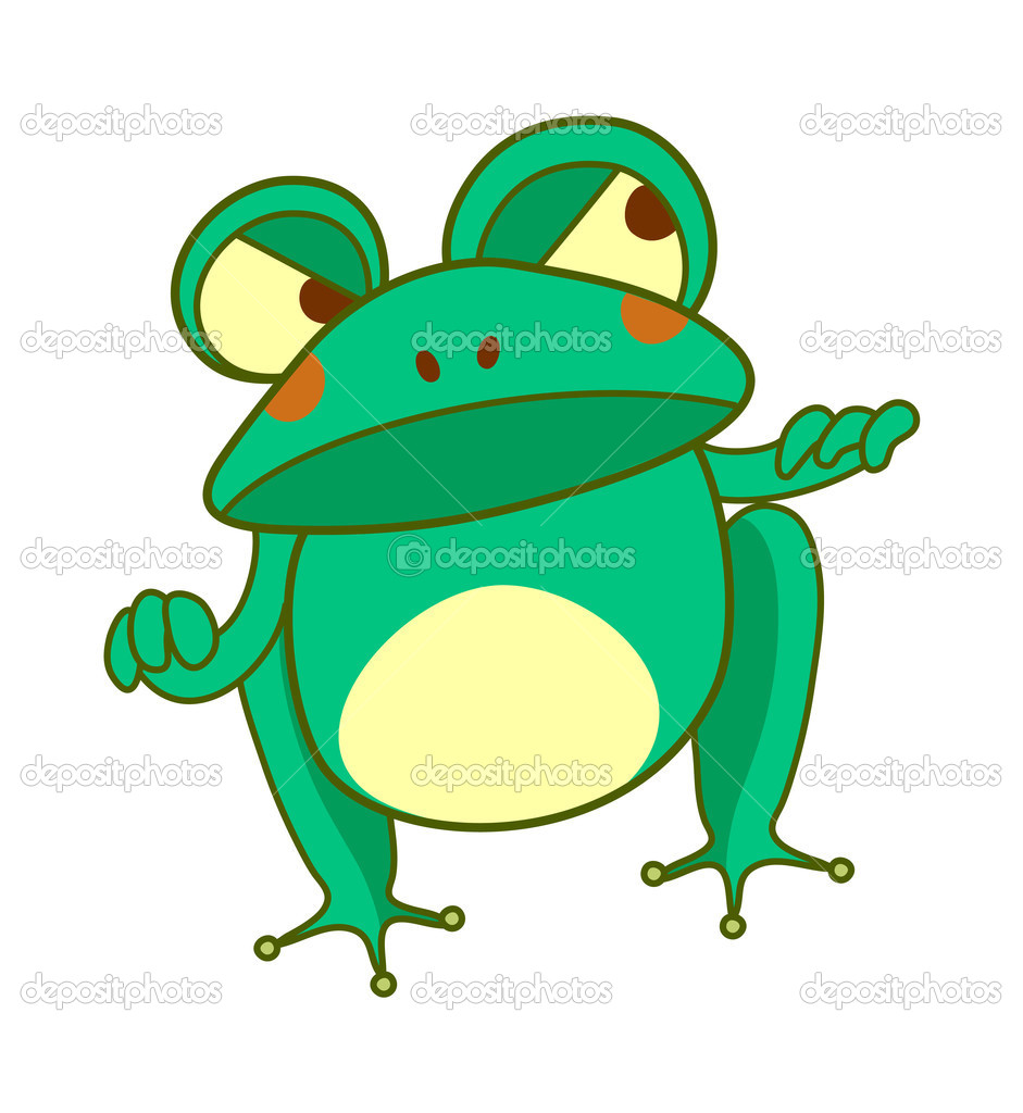 hight resolution of vector frog vector by zzve
