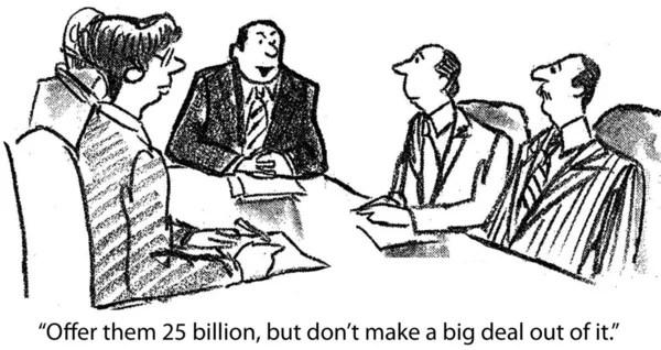 Change management cartoons Stockfoto's, Rechtenvrije