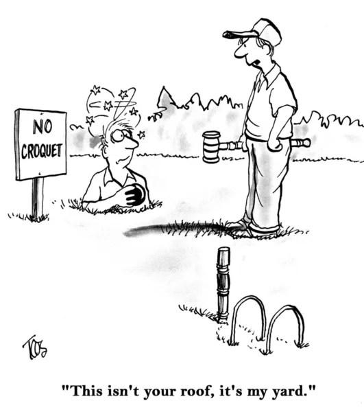 real estate cartoons stock