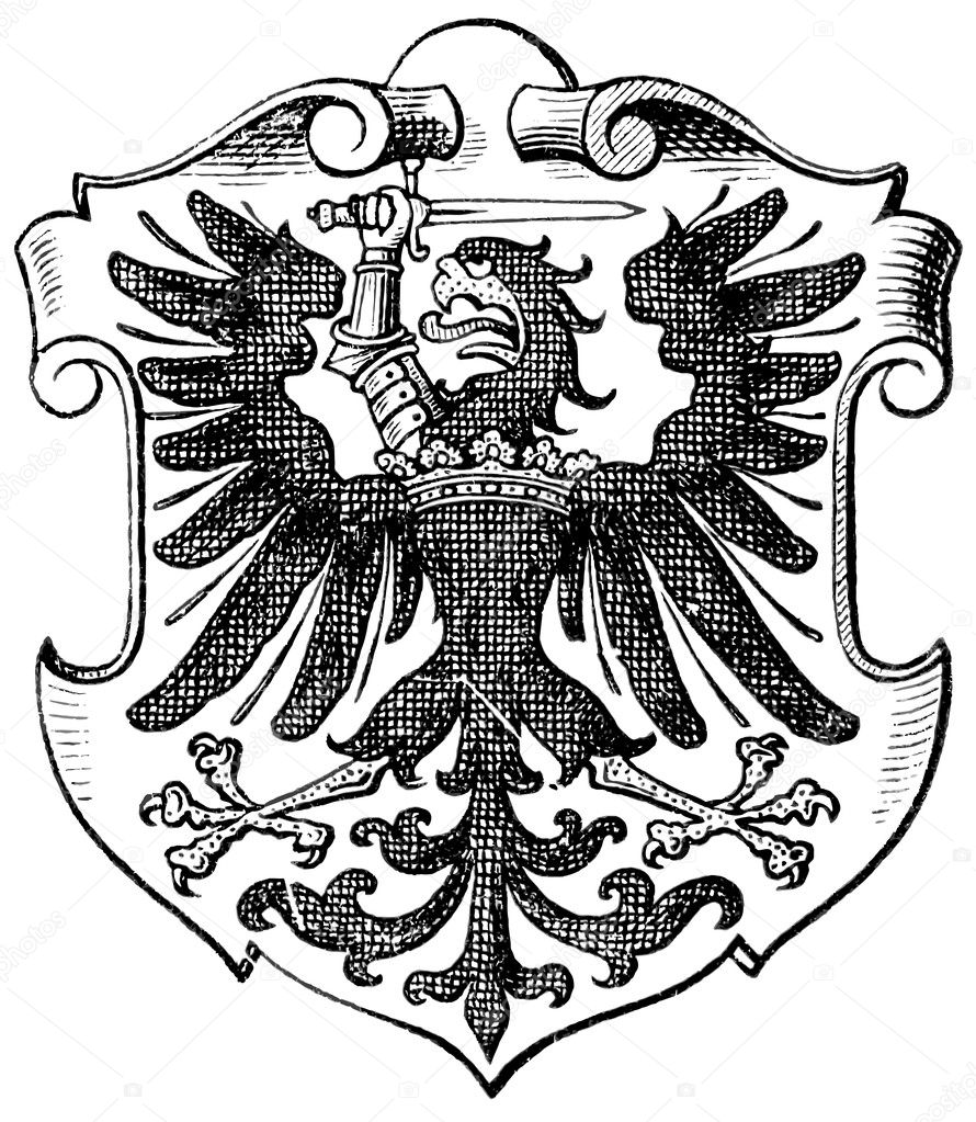 Coat of Arms West Prussia, (Province of Kingdom of Prussia