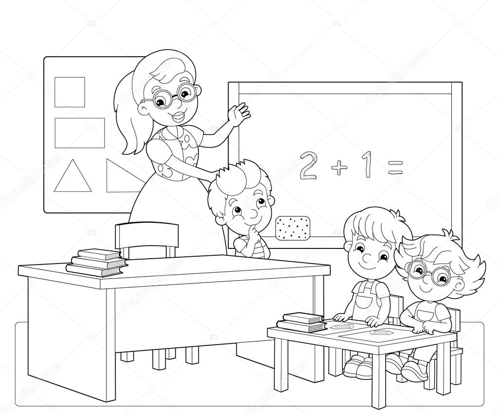 The Coloring Page