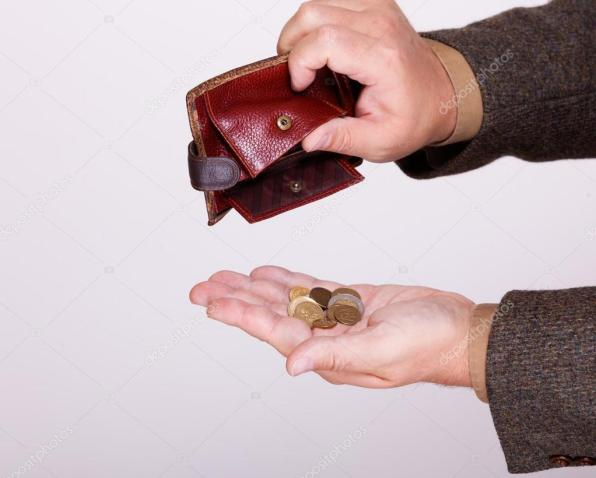 boş cüzdan ile ilgili görsel sonucu
